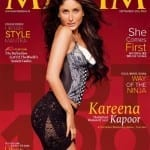 Kareena Kapoor looks stunningly sexy and hot on Maxim cover
