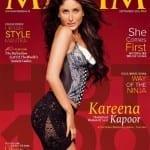 Kareena Kapoor Maxim Cover