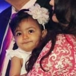 Aaradhya Bachchan with mother Aishwarya