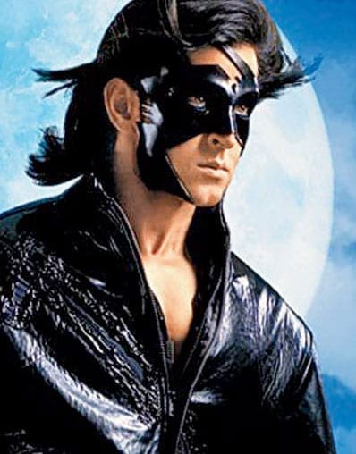 Hritik Roshan as Krrish