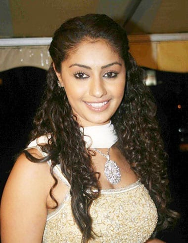Mahek Chahal in Big Boss