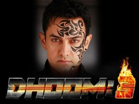 Dhoom3 record Rs 100 Crore earning in first 3 days – a new milestone!