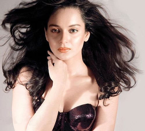Kangana Ranaut educates herself to try a new trade!