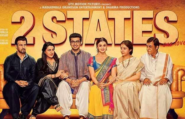 2 States Film Poster