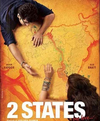 2 States Movie Exclusive Stills of Alia Bhat and Arjun Kapoor