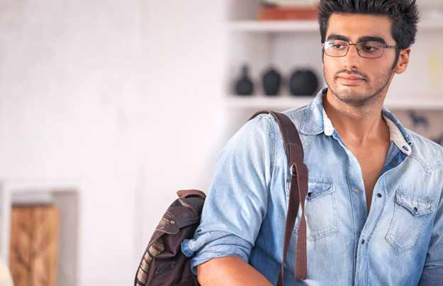 Arjun Kapoor in a still from film '2 States'