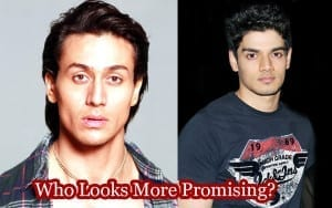 Tiger Shroff and Sooraj Pancholi