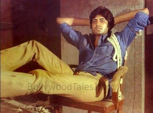 Amitabh Bachchan Deewaar