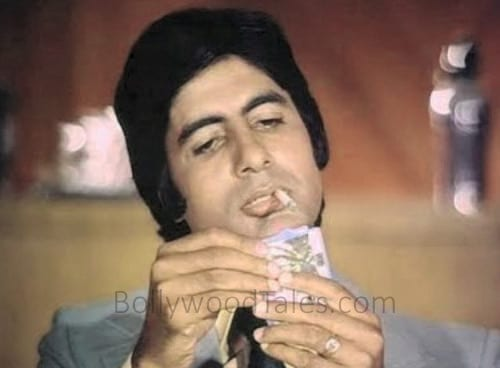 Amitabh Bachchan as Don