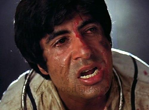 Amitabh Bachchan in Kalia