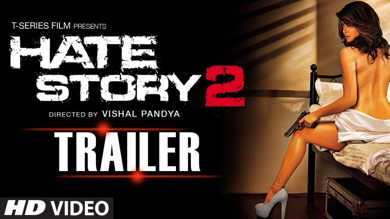 Hate Story 2 Official Movie Trailer- Jay Bhanushali, Surveen Chawla