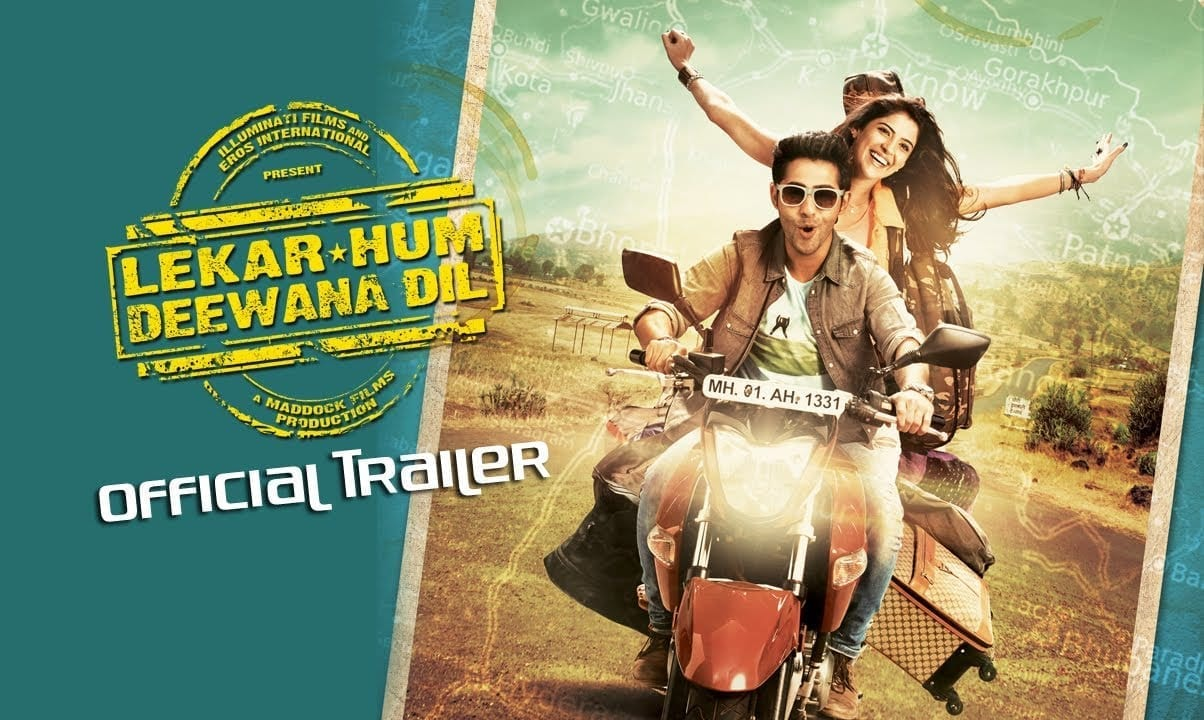 'Lekar Hum Deewana Dil' – Official Movie Trailer