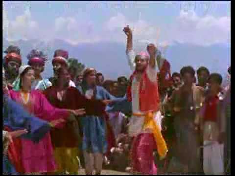 Meri Jaan Balle Balle – Kashmir Ki Kali (1964), Shammi Kapoor