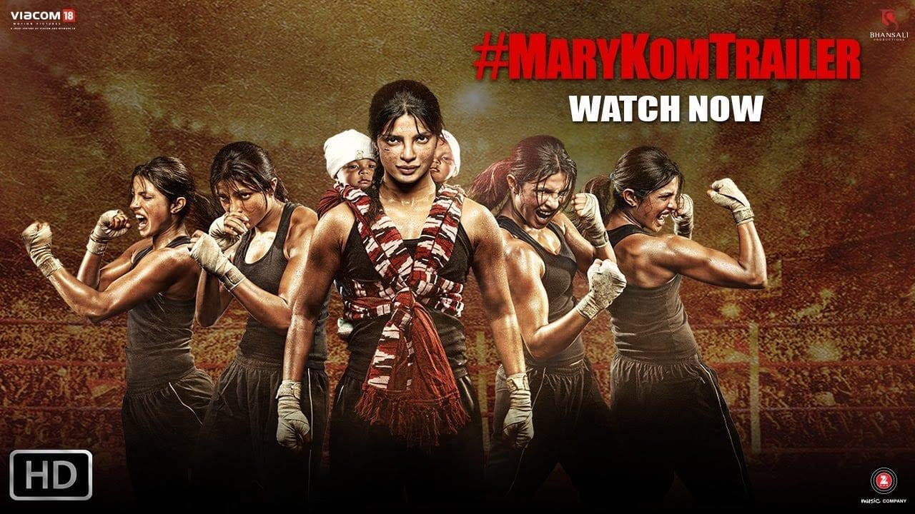 Watch 'Mary Kom' Movie Official Trailer, Priyanka Chopra in and as 'Mary Kom'