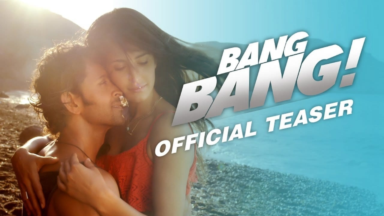 BANG BANG! Movie Official Teaser, Hrithik Roshan, Katrina Kaif