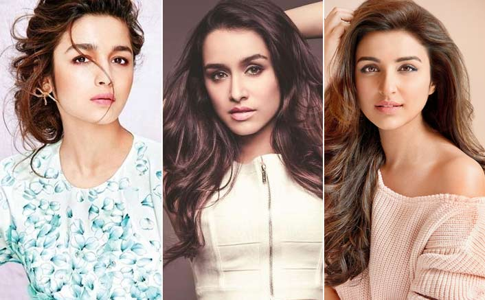 Decoding 2017 for the trio Alia, Shraddha and Parineeti