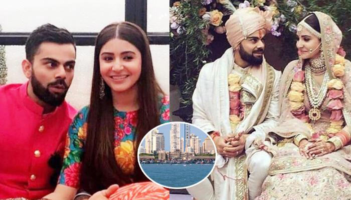 Newlyweds Virat And Anushka Will Soon Shift To Their Dream House At This Sea-Facing Location