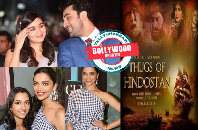 Ranbir-Alia spotted together, Deepika slams a tabloid for ...